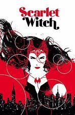 Scarlet Witch # 1 Regular Cover 2015 NM Marvel