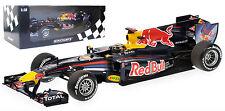 Minichamps Red Bull RB6 2010-S Vettel Champion du Monde 2010 échelle 1/18