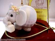Precious Moments Ornament 1997 Elephant 272949 Nib * Free Usa Shipping