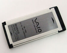 Sony VAIO SDHC Card/XD/MMC Card to Expresscard 34mm Adapter,VGP-MCA20