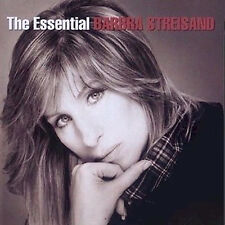 BARBRA STREISAND The Essential 2CD BRAND NEW Best Of Barbara