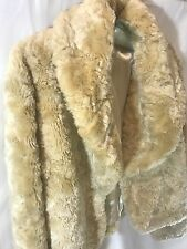 Lillie Rubin - Size XS - Large Collar Faux Fur Jacket