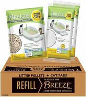 Purina Tidy Cats BREEZE Litter System Refills, 7.91 lb. Pouches