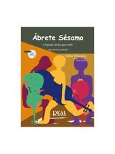 Abrete Sésamo 25 Piezas Fáciles para violín Learn to Play MUSIC BOOK & CD