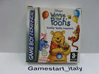 WINNIE THE POOH'S - RUMBLY TUMBLY ADVENTURE (NINTENDO GAME BOY ADVANCE GBA) NEW