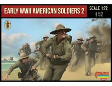 Strelets Mini 1/72 Early WWII American Soldiers 2 # M113