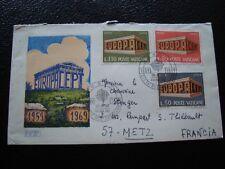 VATICAN - enveloppe 1er jour 28/4/1969 (B14)