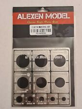 Alexen Model Road Wheells Adjustable Template AJ0050 for different sizes