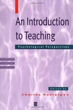 An Introduction to Teaching: Psychological Perspectives,Charles Desforges