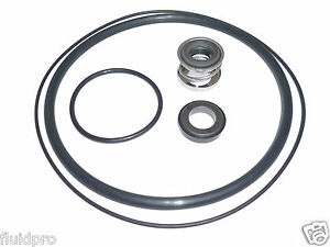 Mechanical seal + O-ring kit for Astral Victoria Dual Speed, Victoria Plus pumps