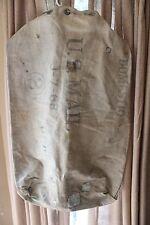 Large Vintage USPS Postal Mail Lockable Duffle Bag J-7-68 Hipster Gear