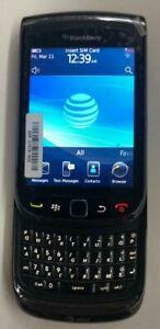 Blackberry Torch 9800  AT&T  3G GSM  UNLOCKED Black