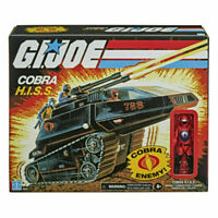 Walmart Exclusive G.I. Joe Cobra Hiss Tank with 3.75 inch Driver Action Figure