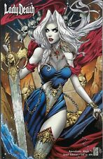 Lady Death Apocalyptic Abyss #1 CGC 9.8 Jewel Edition Variant! Ltd to 400!