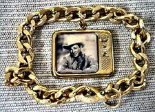 Roy Rogers TV Charm Bracelet