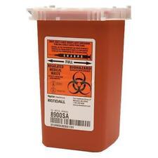 4 Pack Sharps 1 Quart Container Biohazard Needle Disposal 1 Qt Dr Tattoo Sharp