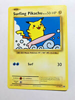 SURFING PIKACHU - Pokemon Card - XY EVOLUTIONS 111/108 - SECRET RARE - NM