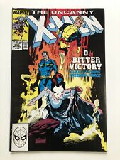 Uncanny X-Men #255 Mystique Forge Vintage High Grade