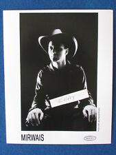 """Original Press Promo Photo - 10""""x8"""" - Mirwais - 1990's"""