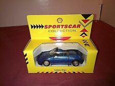 Shell Sportscar / Supercar Model Collection Boxed Lotus Elan Car