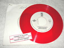 "Garth Brooks ""Learning To Live Again / Walking After.."" 45 RPM, 7"",Red, +Jukebox"