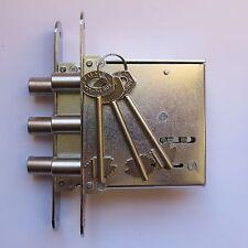 2 Keyed Alike Mul t lock deadbolt wood/metal door Lock High Security upper lock