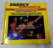 Energy Suspension 16.18105G Master Bushing Set for Acura Integra Black
