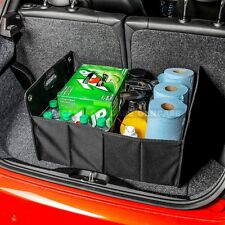 NEW LARGE Portable Back Car Storage Organizer for SUV Travel Trunk Bag Holder