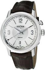 VULCAIN 50s President's Watch Cricket alarm Men's