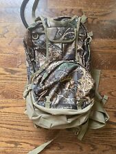 Cabelas Seclusion 3D camo backpack