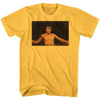 Muhammad Ali Boxing Ring Photo Men's T Shirt Fight Cassius Clay Legend Champion