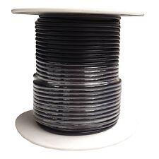 16 Gauge Black Primary Wire 100 Foot Spool : Meets SAE J1128 GPT Specifications
