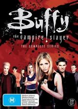 Buffy the Vampire Slayer Season 1, 2, 3, 4, 5, 6 & 7 DVD Box Set R4 2017 release