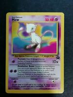 Pokémon - Mew - Wizard Black Star Promo 8 - english