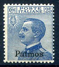 ISOLE EGEO  PATMO  1912 -  Centesimi   25    NUOVO **