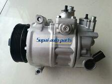 New A/C Compressor 1K0820859F For Audi A3 TT VW Eos Golf Jetta Passat