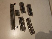 Fleischmann h0 Profi binario 6127-dieci pezzi R 420-18 ° Curvo R 420 mm in scatola originale