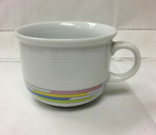 """THOMAS """"TREND CANDY"""" TEACUP ONLY 2 1/2"""" HIGH, WHITE NEW PORCELAIN GERMANY"""