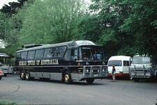 Nomad Tours of Australia Gm Denning bus Kodachrome original Kodak slide
