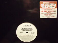 "DJ MUGGS - THIRD WORLD (12"")  1997!!!  RARE!!!  RZA + GZA / WU-TANG CLAN!!!"