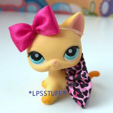 Littlest Pet Shop LPS Clothes Accessory Lot Skirt Bow *DOG CAT NOT INCLUDED*