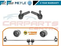 FOR VW POLO 9N FRONT WISHBONE ARMS REAR BUSHES STABILISER LINKS TRACK ROD ENDS