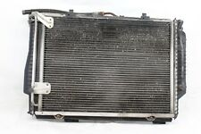 2005 CHRYSLER CROSSFIRE #115 AUTOMATIC RADIATOR COOLING AC CONDENSER ASSEMBLY
