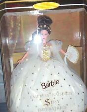 Barbie Empress Sissy 1996 Barbie Doll World Culture Collection Mattel NRFB, NEW