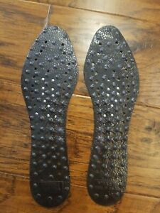 Nikken Magsteps #2000 SMALL Women's Sizes 5-8 Magnetic Insoles Shoe Inserts