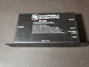 Campbell Scientific RF450 1 Watt Spread Spectrum Data Logger Radio