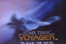 STAR TREK -  VOYAGER SERIES ONE  Sky Motion Card SkyBox - LENTICULAR CARD