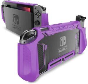For Nintendo Switch Console Joy-Con Controller, Mumba Protective Grip Case Cover