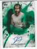 DEAN AMBROSE 2018 TOPPS WWE UNDISPUTED ON CARD GREEN AUTO /50