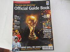 Coupe du monde 2010 afrique du sud livre guide officiel